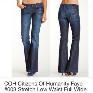 Citizens of humanity size 30